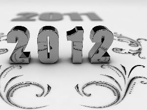 2012, New Year