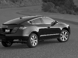 Acura ZDX, Carrier