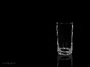 background, cup, Black