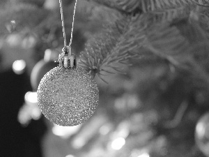 Bauble, Causes, christmas