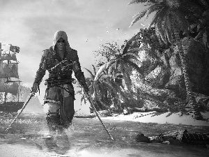 Assassin Creen IV, Edward Kenway