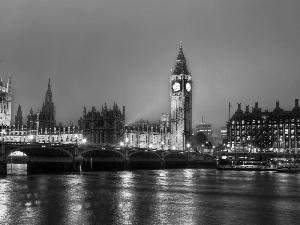 London, palace, Westminster