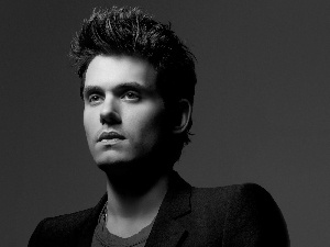 John Mayer, a man, musician, handsome