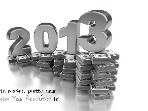 New Year, 2013